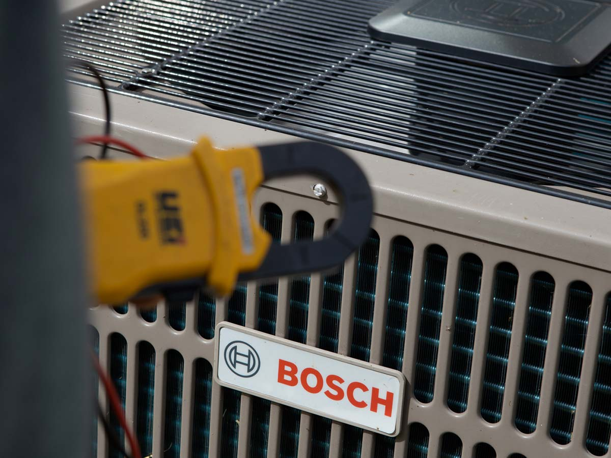 Bosch unit